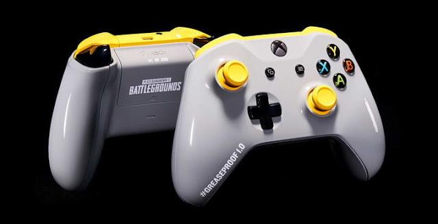 Microsoft prepara un nuevo mando a prueba de grasa para Xbox en Australia