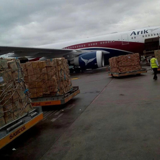 INDEED AMAZING!!! Anambra Now Exports Vegetables & Fish Directly To The US And Europe (Photo)