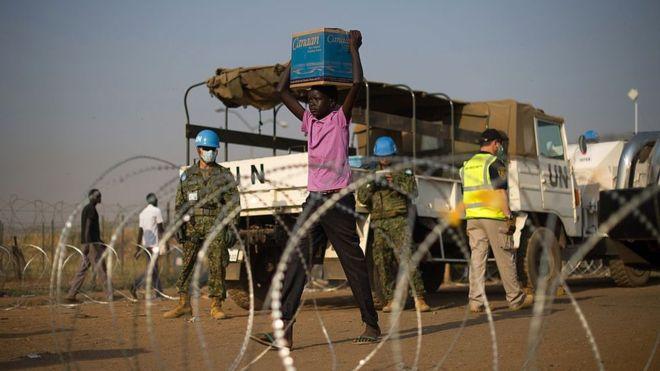 South Sudan ambush leaves six aid workers dead, UN says