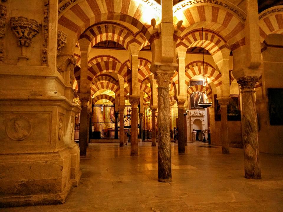 Espagne Andalousie Cordoue Córdoba La mosquée Cathédrale
