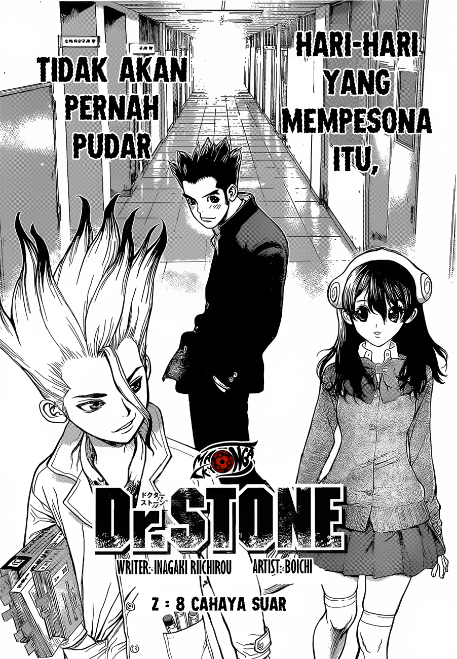 Dr. Stone Chapter 08-4