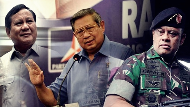 Jika Gatot Nurmantyo dicalonkan oleh Prabowo dan SBY