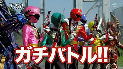 [Download] Go-Busters  vs Kaizoku Sentai Gokaiger