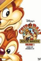 Παλιές Παιδικές Σειρές Τσιπ και Ντέιλ Περιπέτειες Διάσωσης
