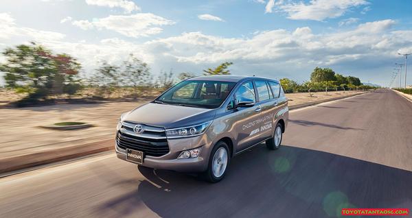 Phân tích ưu nhược điểm xe Innova 7 chỗ phiên bản 2018-2019 ảnh 7