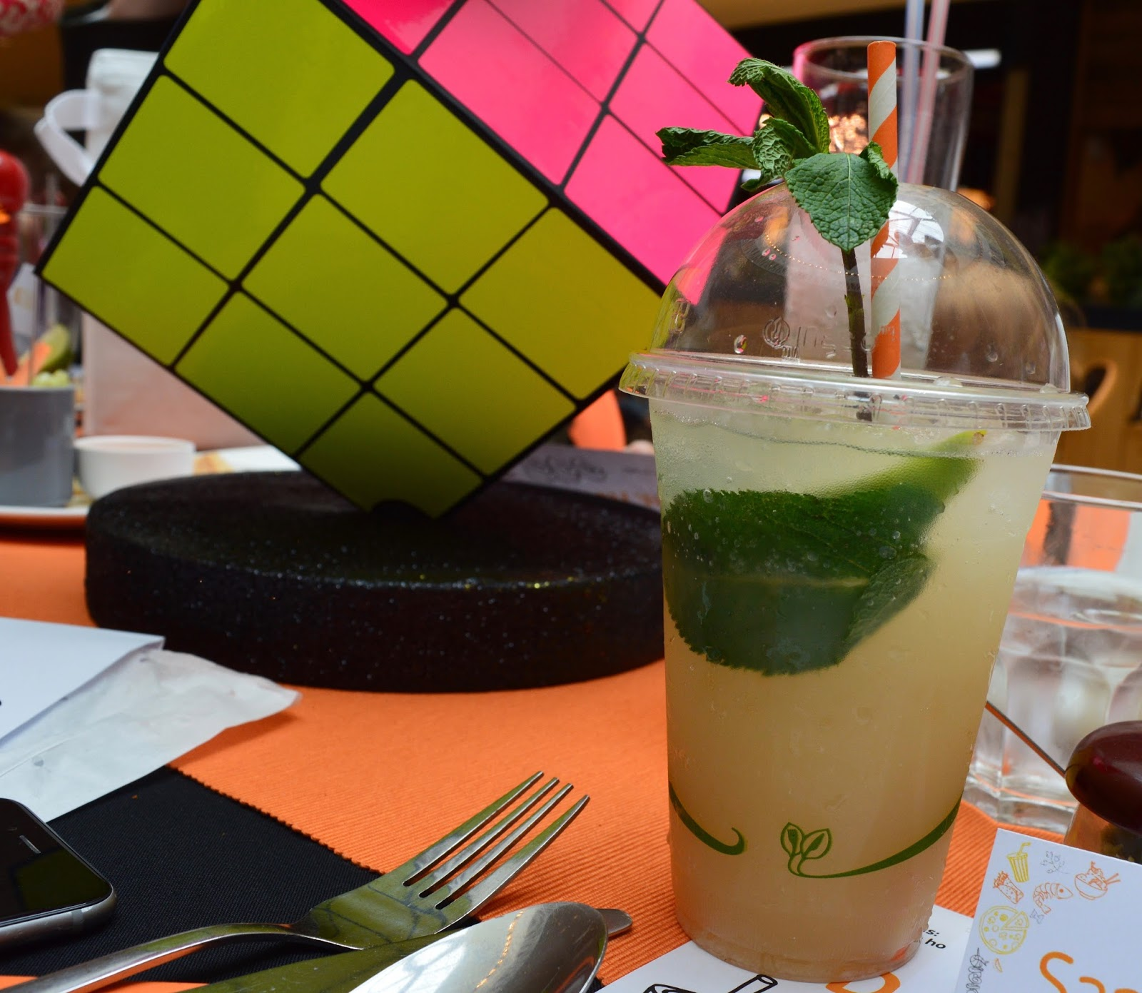 Our Guide to Family Restaurants & Children's Menus at intu Metrocentre  - Coconut Mojito Mocktail - Thaikhun