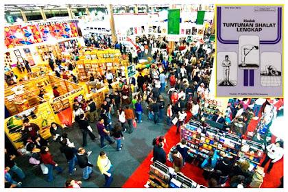 Tuntunan Sholat Lengkap Menjadi Buku Indonesia Terlaris Sepanjang Masa