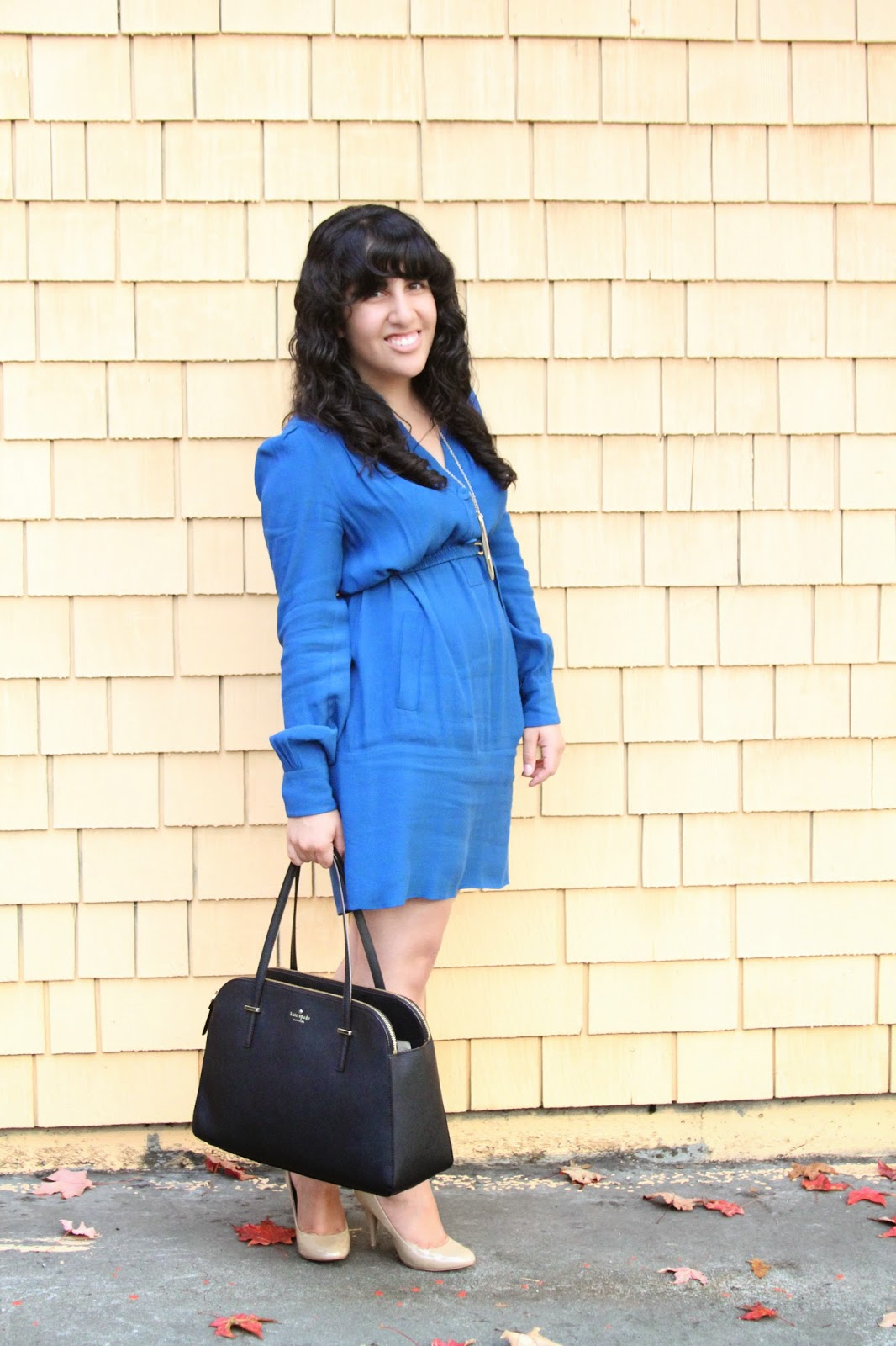 Diane von Furstenberg Dress on Style Blogger