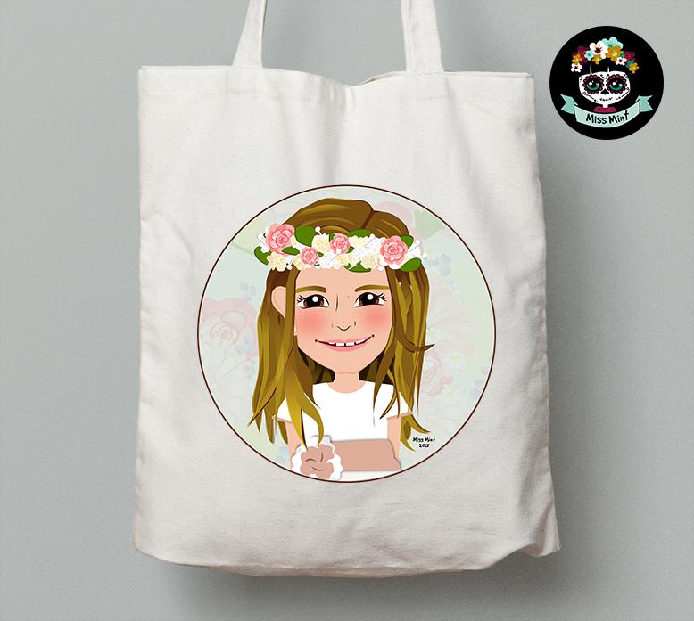 regalos personalizados niña primera comunión miss mint