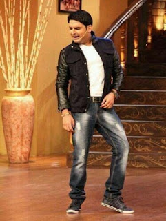 Kapil Sharma In His Show