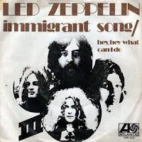 """Ανεπίσημο lyric video του τραγουδιού των Led Zeppelin """"Immigrant Song"""""""