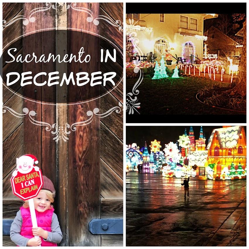 Sacramento in December
