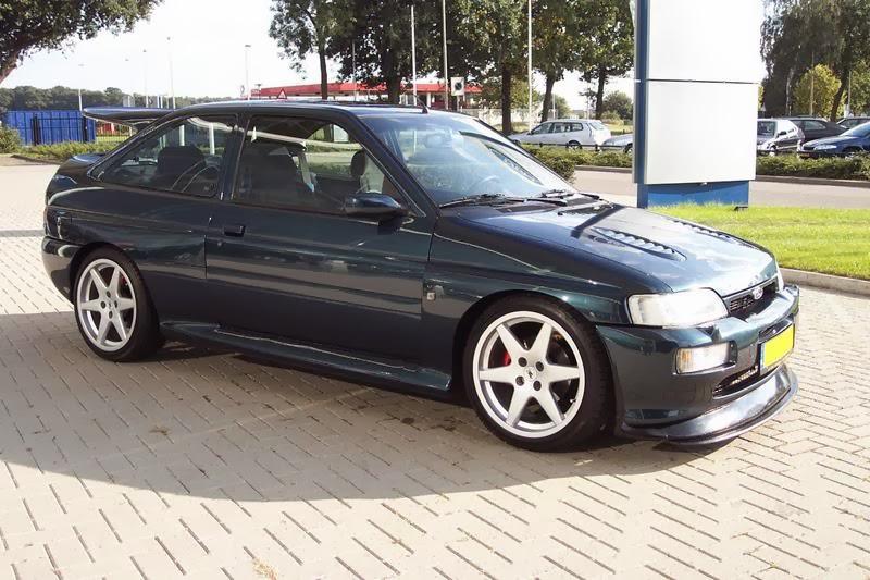 L'Escort RS Cosworth