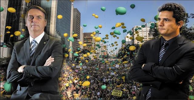 Sérgio Moro irá para o Supremo Tribunal Federal por indicação de Bolsonaro