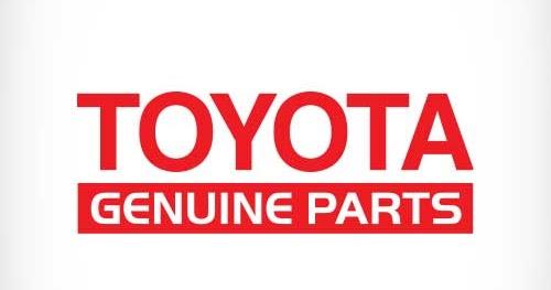 Toyota Genuine Parts >> Toyota Genuine Parts Vector Logo Designway4u