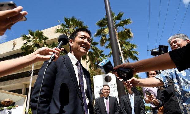 Hawaii judge refuses to overturn block on Trump travel ban