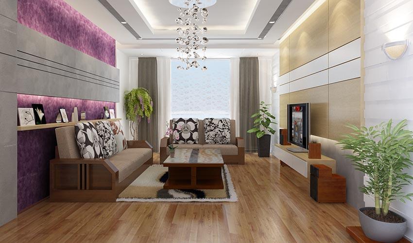 Căn hộ chung cư  Smart City Long Biên
