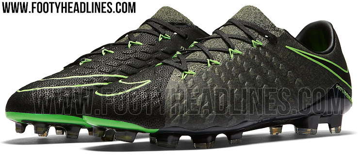 classic fit 986ef 291ad Nike Hypervenom Phantom III Tech Craft Boots Released ...