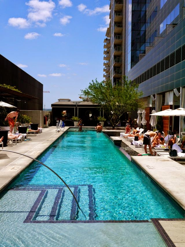 BubbleQ the W Hotel Austin