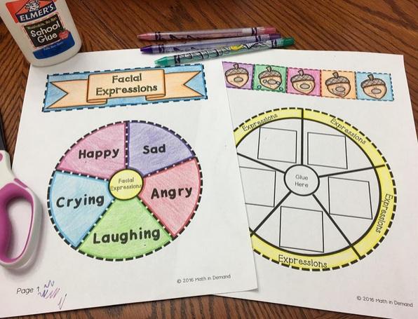 Kindergarten Math and Literacy