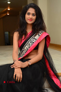 Harani Pictures in Saree at Dada Puttista Audio Launch ~ Celebs Next