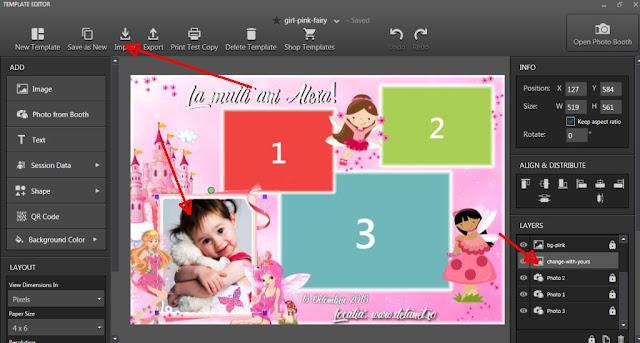 Free photobooth templates