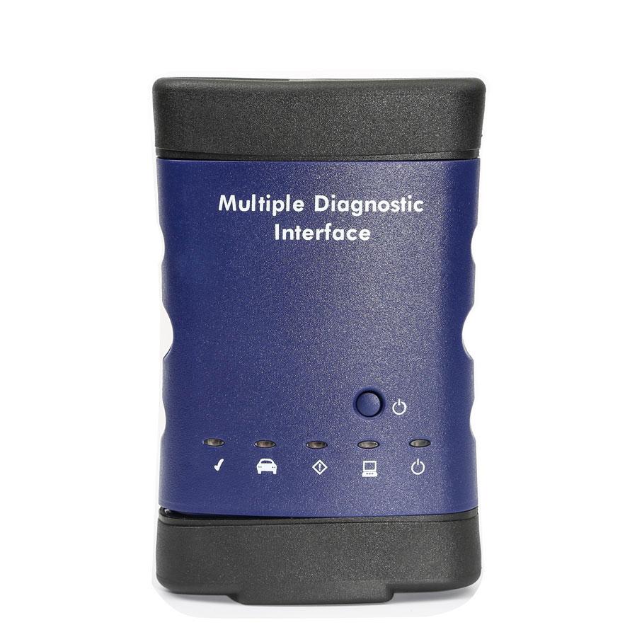 WiFi GM MDI vs. Genius GM MDI 2 Multiple Interface - OBD2 Tools