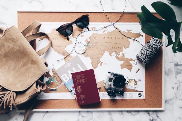 Se préparer à un vol long-courrier : mes astuces