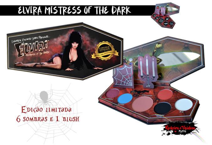 Paleta se sombra Elvira