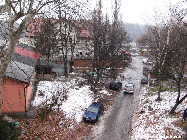 Сербия - апартаменты в комуналке