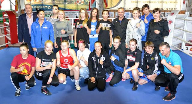 boks kobiet, Zielona Góra, Puchar, Mistrzostwa, Polska, trening, sport, elite, boks olimpijski