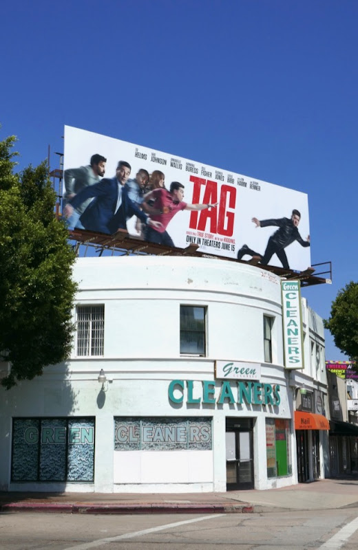 Tag film billboard