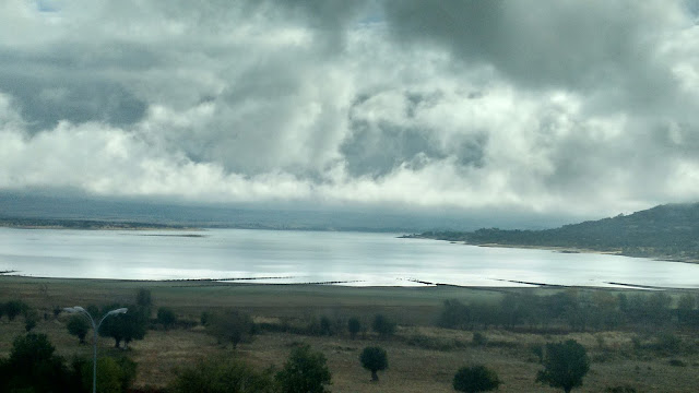 Manzanares el Real. Embalse