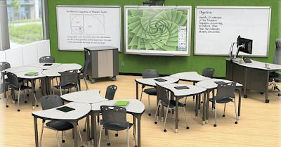 Collaborative Classroom Desks