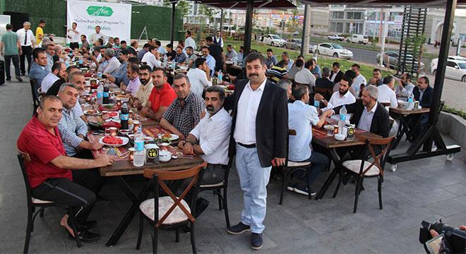 HAKSİAD'dan iftar yemeği