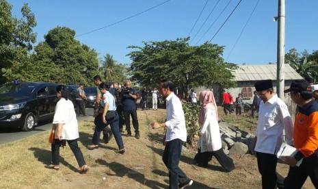 Jokowi Janjikan Rp 50 Juta untuk Rumah Rusak Berat