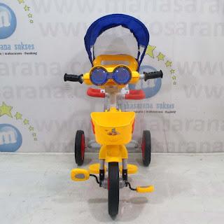 family astro sepeda roda tiga bmx anak