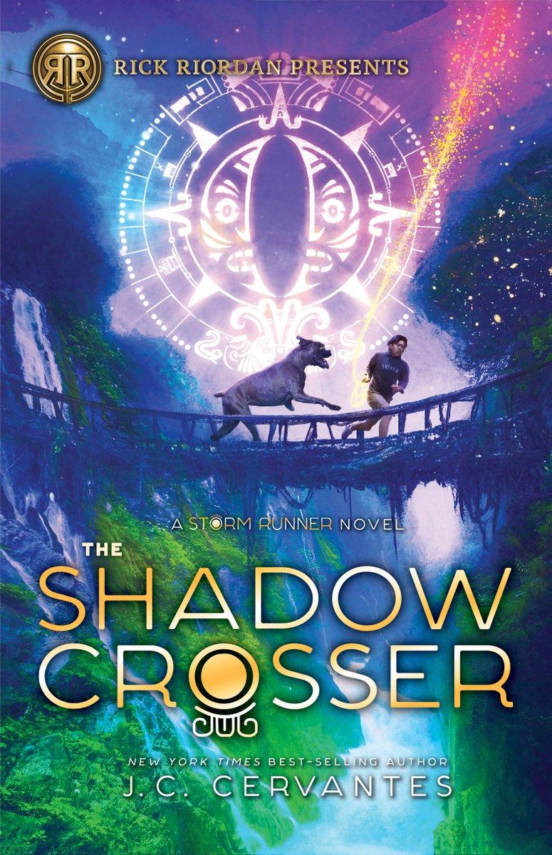 The Shadow Crosser by J. C. Cervantes