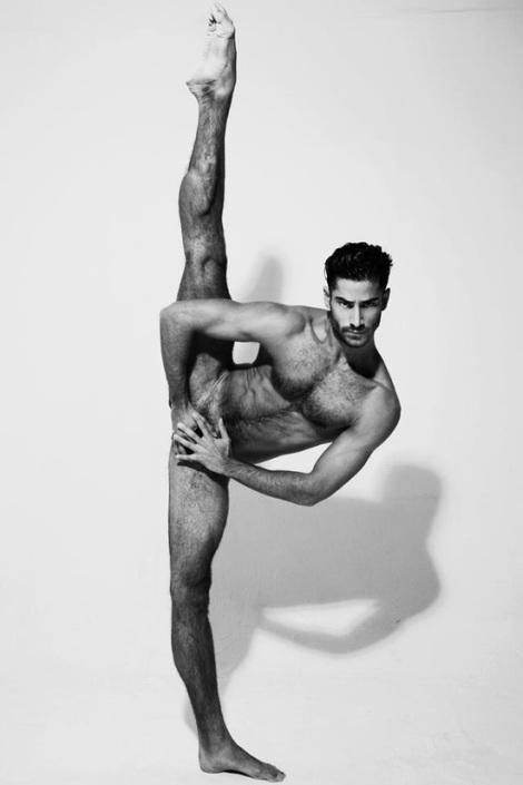 na ked male gymnastic