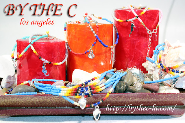 Bracelets from By The C Los Angeles