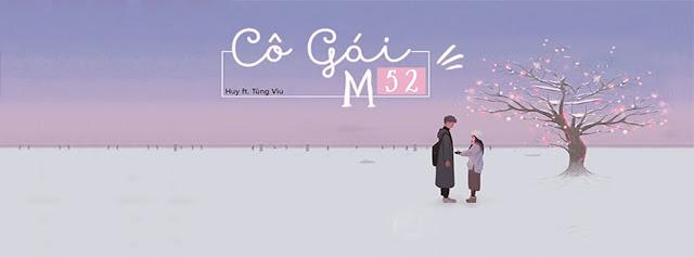 5. Ảnh Bìa Facebook Bài Hát Cô Gái M52 | Huy ft. Tùng Viu