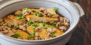 Membuat Sup Tahu Bumbu Oriental 1