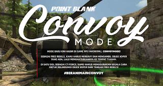 Cara Jago Selalu Menang Mode Convoy Game Point Blank Terbaru
