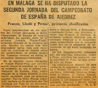 Articulo de Francino en Diario de Barcelona, 25/8/1962