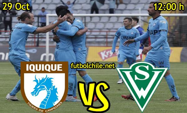 Deportes Iquique vs Santiago Wanderers