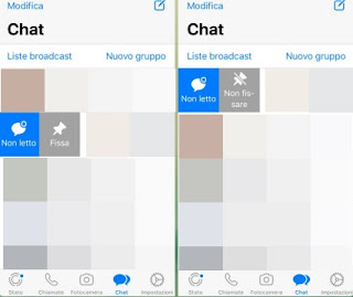 Chat iPhone