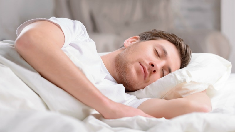 Image result for sleeping well