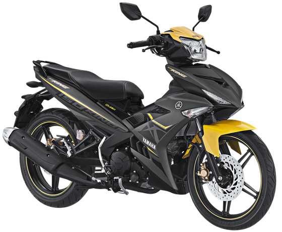 warna yamaha mx king