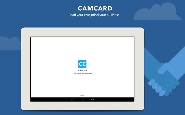 CamCard - Business Card Reader v7.11.1.20161129 APK
