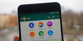 Cara Mudah Kirim Aplikasi Lewat Whatsapp Android